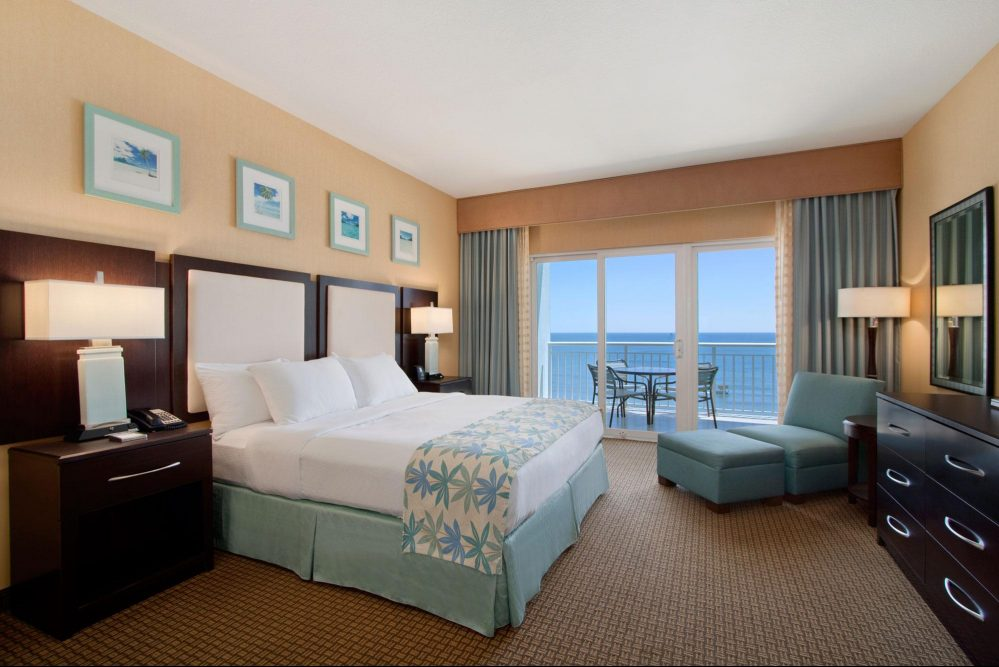 Hilton hotel suites ocean city md united states