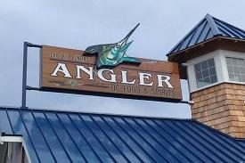 10% off Breakfast or Lunch at The Angler Restaurant and Boat Bar