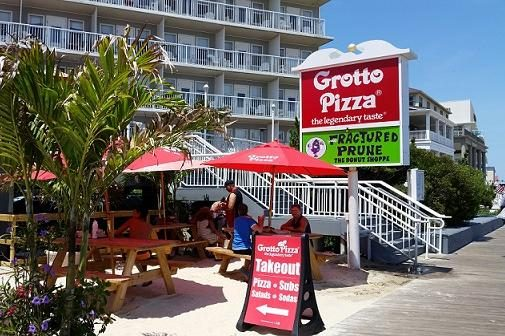 Hotels In Ocean City Maryland >> Grotto Pizza | Ocean City, MD, United States - OceanCity.com