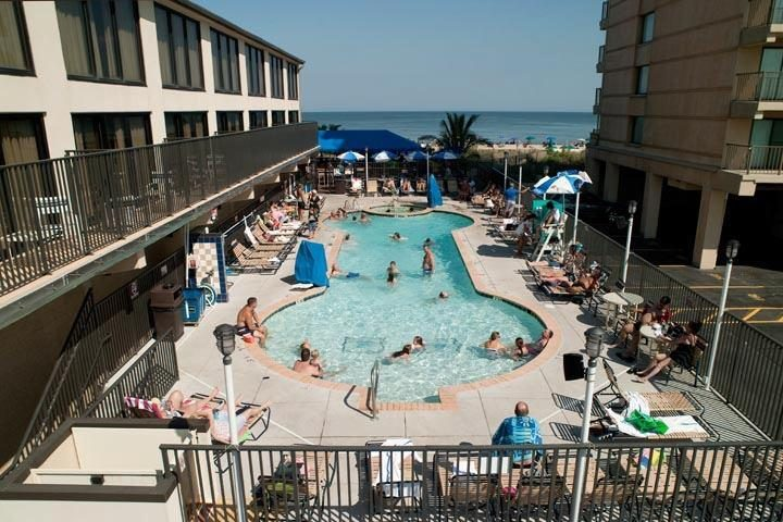 Hotels In Ocean City Md >> Clarion Resort Fontainebleau Hotel | Ocean City, MD, United States - OceanCity.com