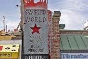 Swirled World Skate Shop