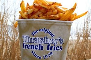 Thrashers French Fries 801 Atlantic