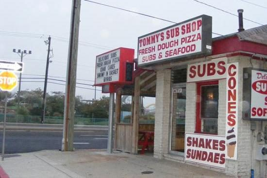 Tommys Sub Shop
