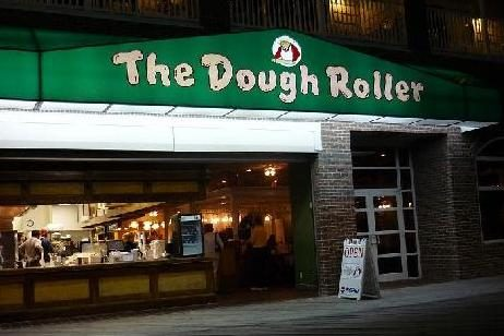 Dough Roller on 2 S. Division