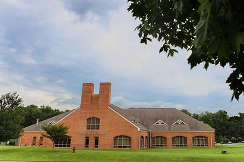 Ocean Pines Branch - Worcester Public Library