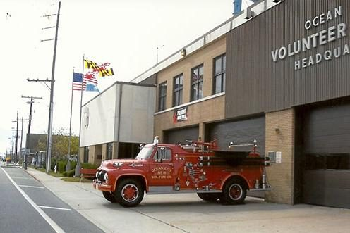 Ocean City Volunteer Fire Company Headquarters