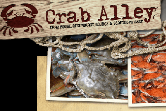 Crab Alley Crab House, Restaurant, Lounge and Seafood Market