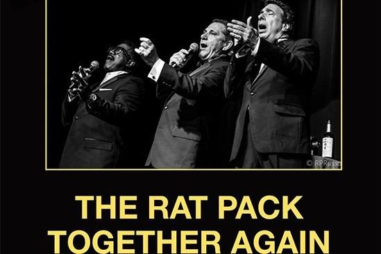 The Rat Pack Together Again