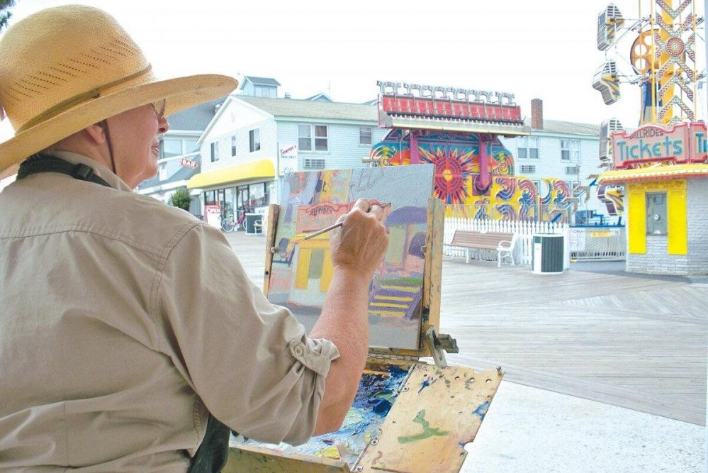 Artists Paint OC: Plein Air Event