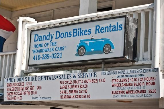 Dandy Don's Bike Rentals and Service