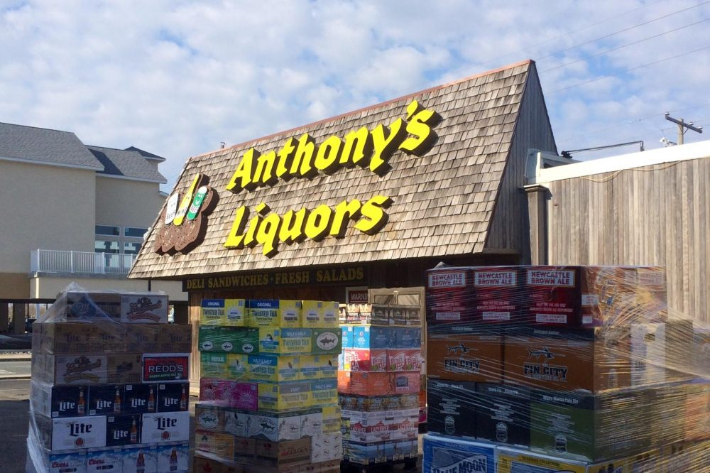 Anthony's Liquor - Beer, Wine, Liquor, Deli & Bar