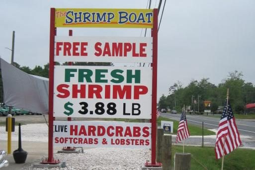 The Shrimp Boat