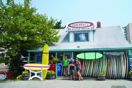 Chauncey's Surf Shop