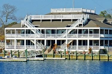 Jave Bay Cafe at Ocean Pines Yacht Club