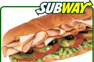Subway Baltimore Ave