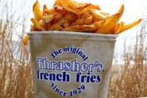 Thrashers French Fries 401 South Atlantic