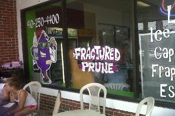 Fractured Prune West Oc