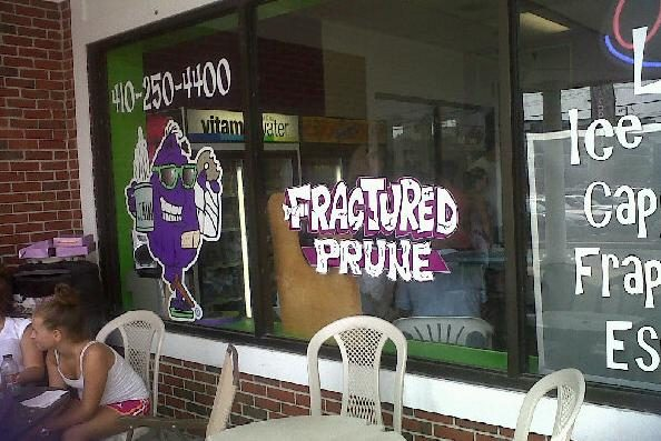 Fractured Prune 28th Street