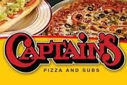 Captains Pizza & Sub Restaurant