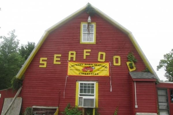 Country Barn Seafood