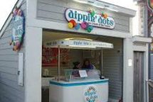 Dippin Dots Ice Cream on Dorchester