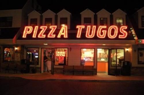 Pizza Tugos Downtown