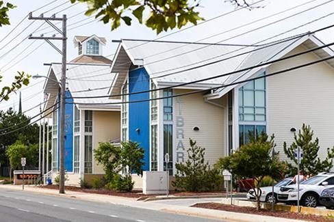 Ocean City Branch - Worcester Public Library
