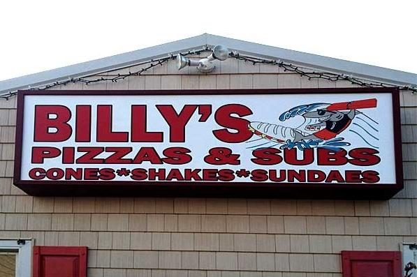 Billy's Sub Shop Fenwick Island