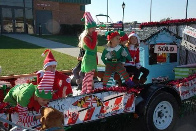 Ocean City Christmas Parade