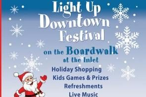 Light Up Downtown Festival