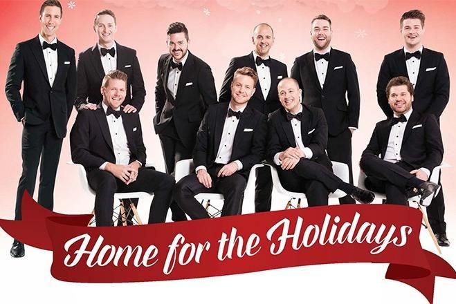 "The Ten Tenors - ""Home for the Holidays"""