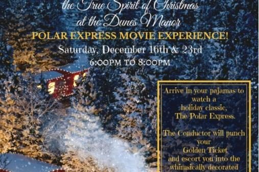 Polar Express Movie Experience at the Dunes