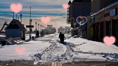 Valentine's Day Specials at the beach in Ocean City, Maryland