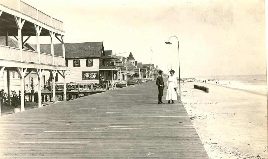 Boardwalk Overview