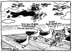 Political Cartoon 10/19/12