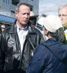 O'Malley visits Ocean City to assess Hurricane Sandy damage