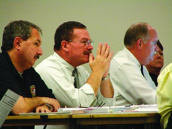 Captains to rotate as interim OCPD chief