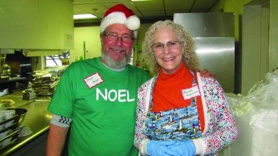 BREAK BREAD: In the true meaning of the season, NOEL Community will serve free holiday feast Christmas Day