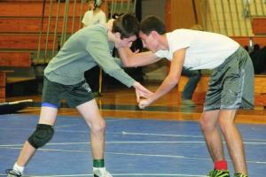 SD wrestling Dillon Goggin