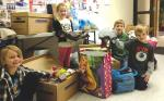 STUDENTS, STAFF HELP SANDY VICTIMS