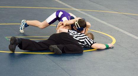 Stephen Decatur wrestlers fall in 4A/3A East Regional semis