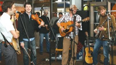 craft brews + bluegrass music = BREWGRASS