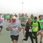 Close to 1,000 runners participate in OC Tri-Running Sports' second annual St. Patty's Day Boardwalk 5k last year, which kicked off near Shenanigan's Irish Pub on Fourth Street.