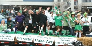 Ocean City St. Patrick's Day Parade 2020 CANCELLED