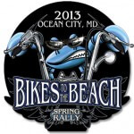 Bikes to the beach 2013