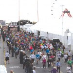 "More than 3,000 runners representing 30 states, as well as the British Virgin Islands, Australia and Canada, participated in the eighth annual OC Tri-Running Sports' ""Island 2 Island"" half marathon and 5k races last year."