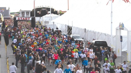 Island 2 Island half marathon,5k set for Saturday