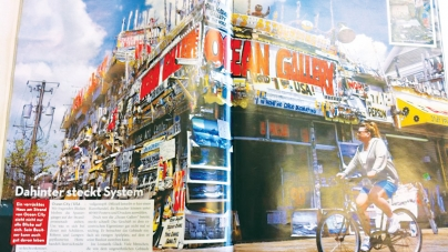 Overseas press, film industry find appeal in gallery