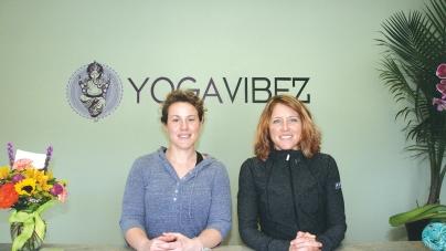 YOGAVIBEZ OPENS IN WOC