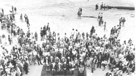Ocean City's beach replenishment now a quarter-century old